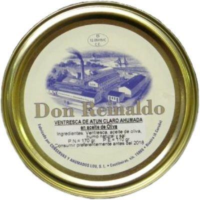 Don Reinaldo - Buikspek van witte tonijn op olijfolie